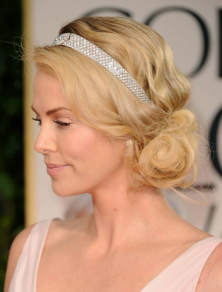 Prom Hairstyles With Headbands  65 Prom Hairstyles That plement Your Beauty Fave