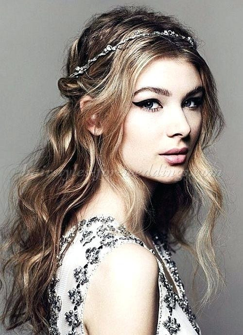 Prom Hairstyles With Headbands  home improvement Hairstyles with headbands Hairstyle