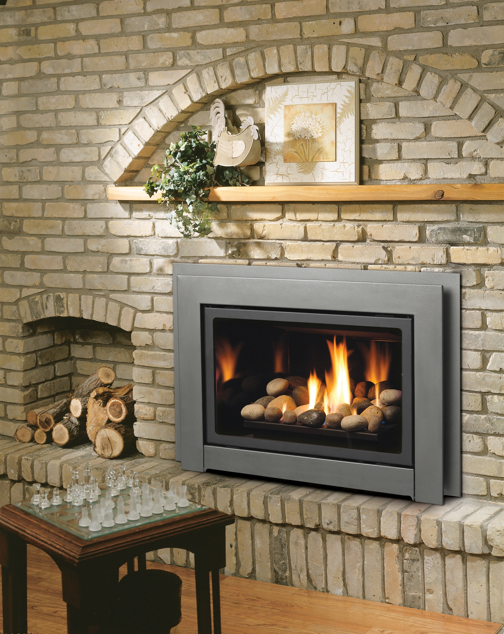 Best ideas about Propane Fireplace Inserts . Save or Pin Gas Inserts Now.