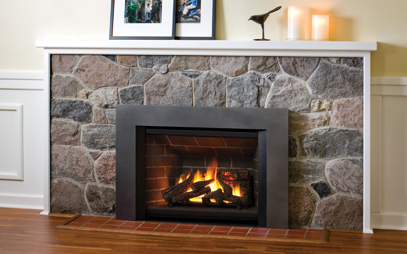 Best ideas about Propane Fireplace Inserts . Save or Pin Home & Hearth Now.