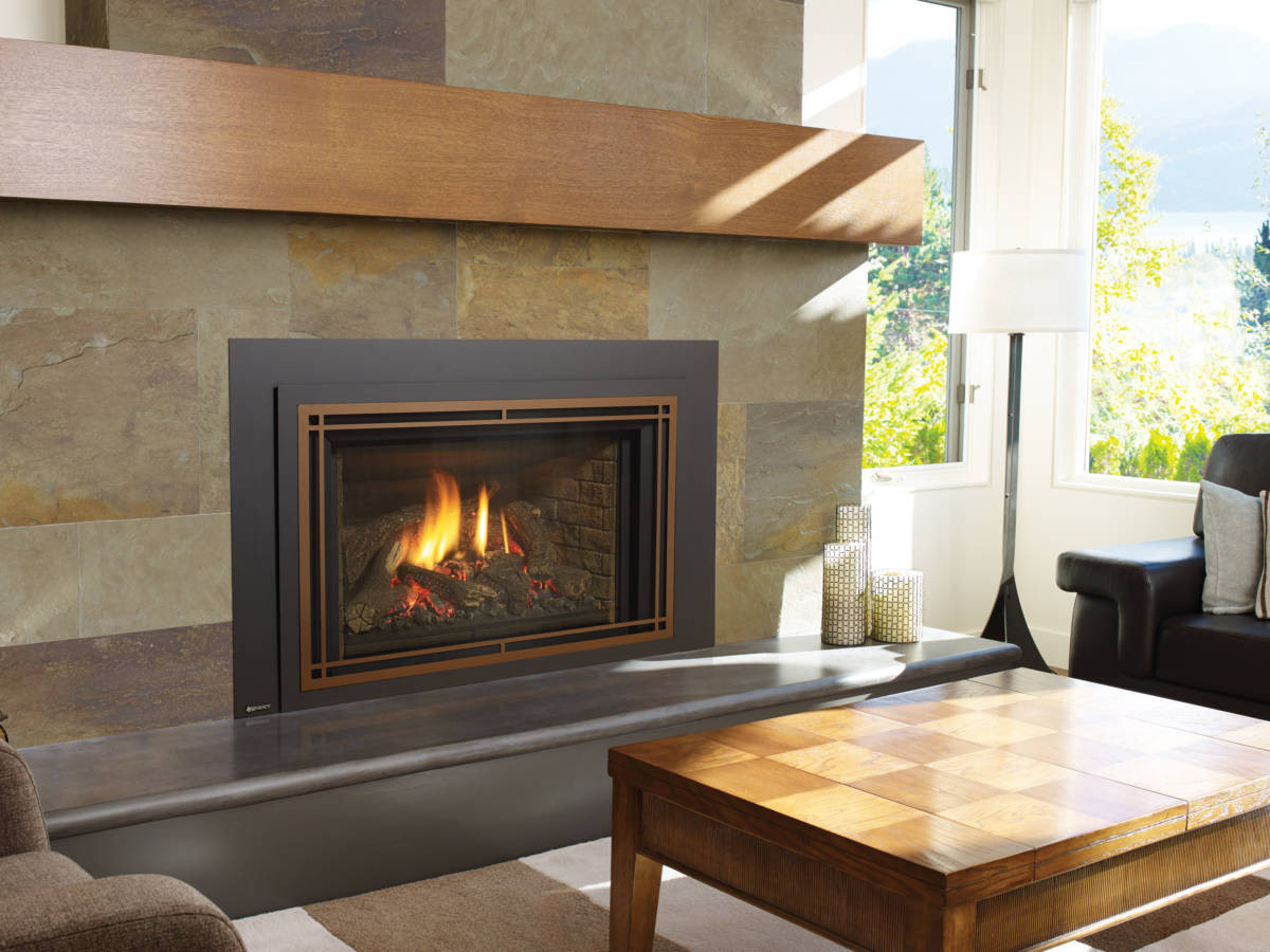 Best ideas about Propane Fireplace Inserts . Save or Pin Regency Liberty Radiant Gas Inserts Now.