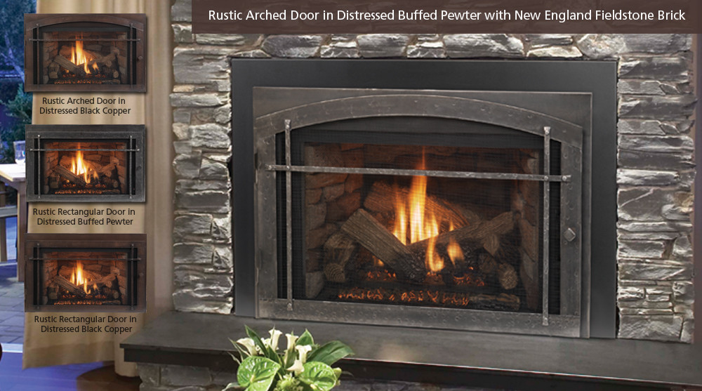 Best ideas about Propane Fireplace Inserts . Save or Pin Gas Fireplaces Gas inserts Gas stoves Harding the Fireplace Now.