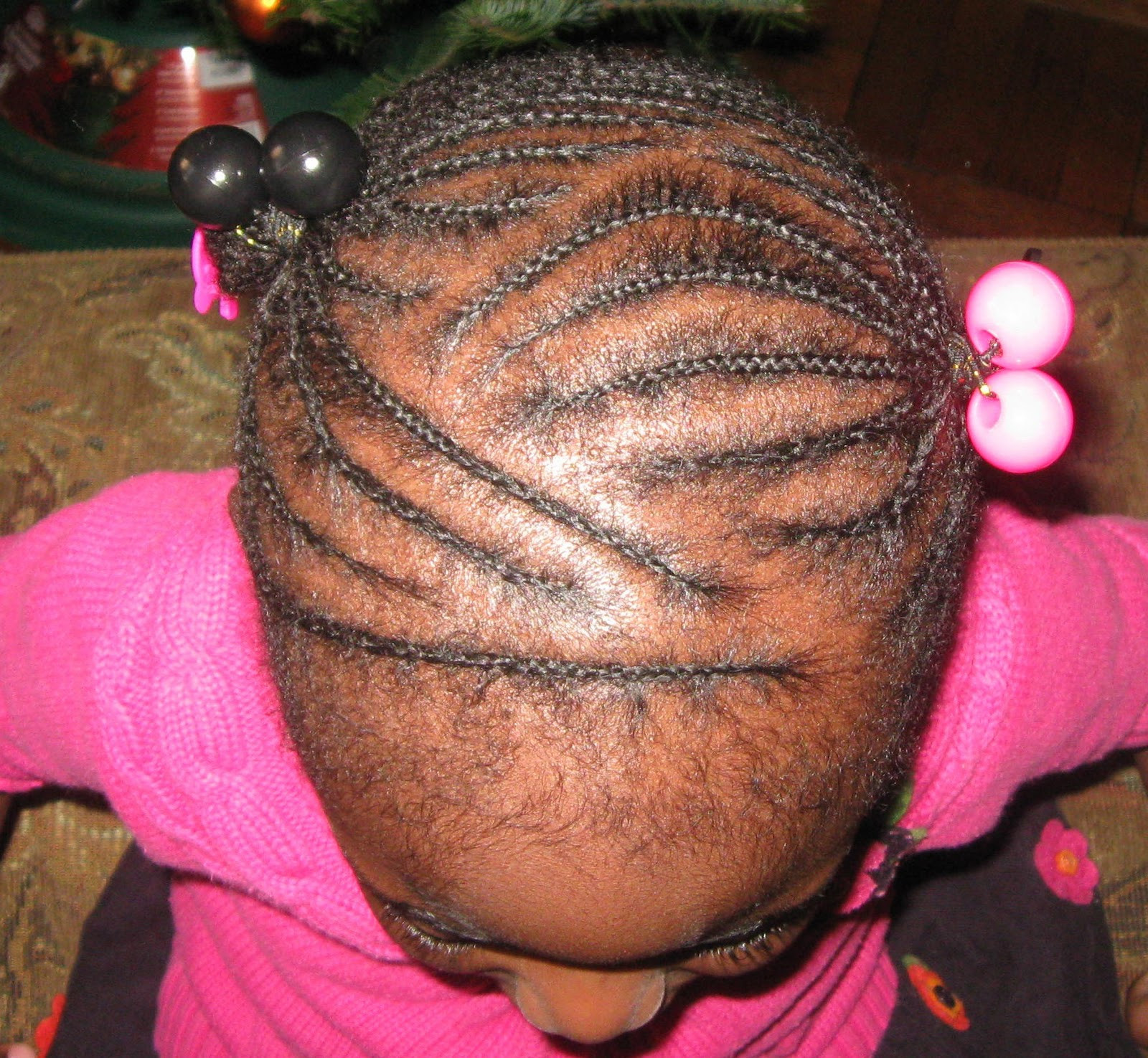 Protective Hairstyles For Kids  Frizz free Mini cornrows Kids style Coilybella