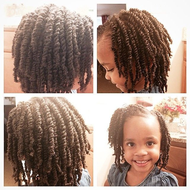 Protective Hairstyles For Kids  returning2natural Shannon on Instagram