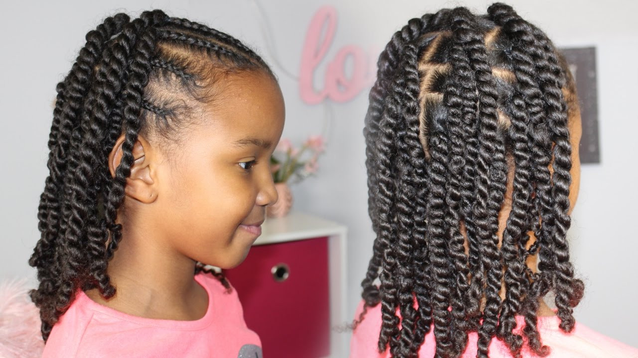 Protective Hairstyles For Kids  Braids & Twists