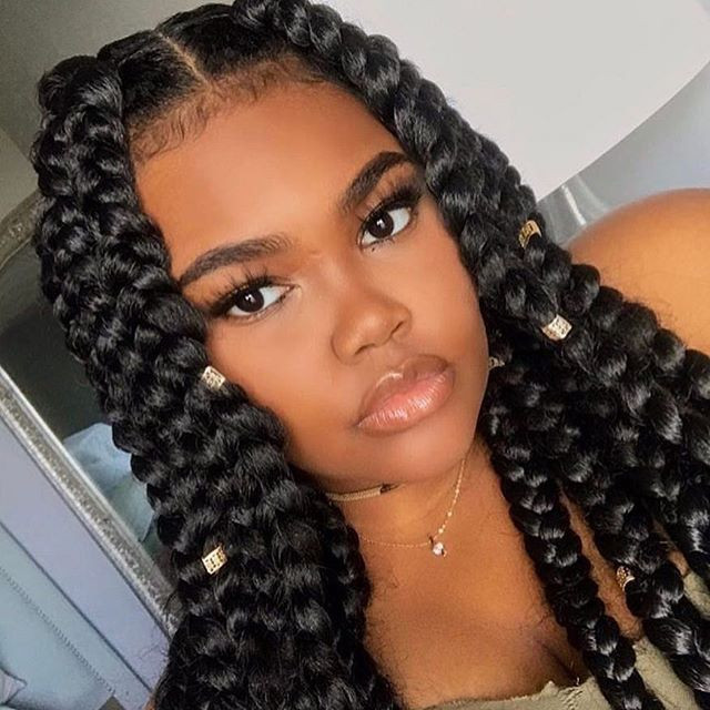 Protective Hairstyles For Natural Hair Growth  How The Moringa Plant Increases Healthy Hair Growth