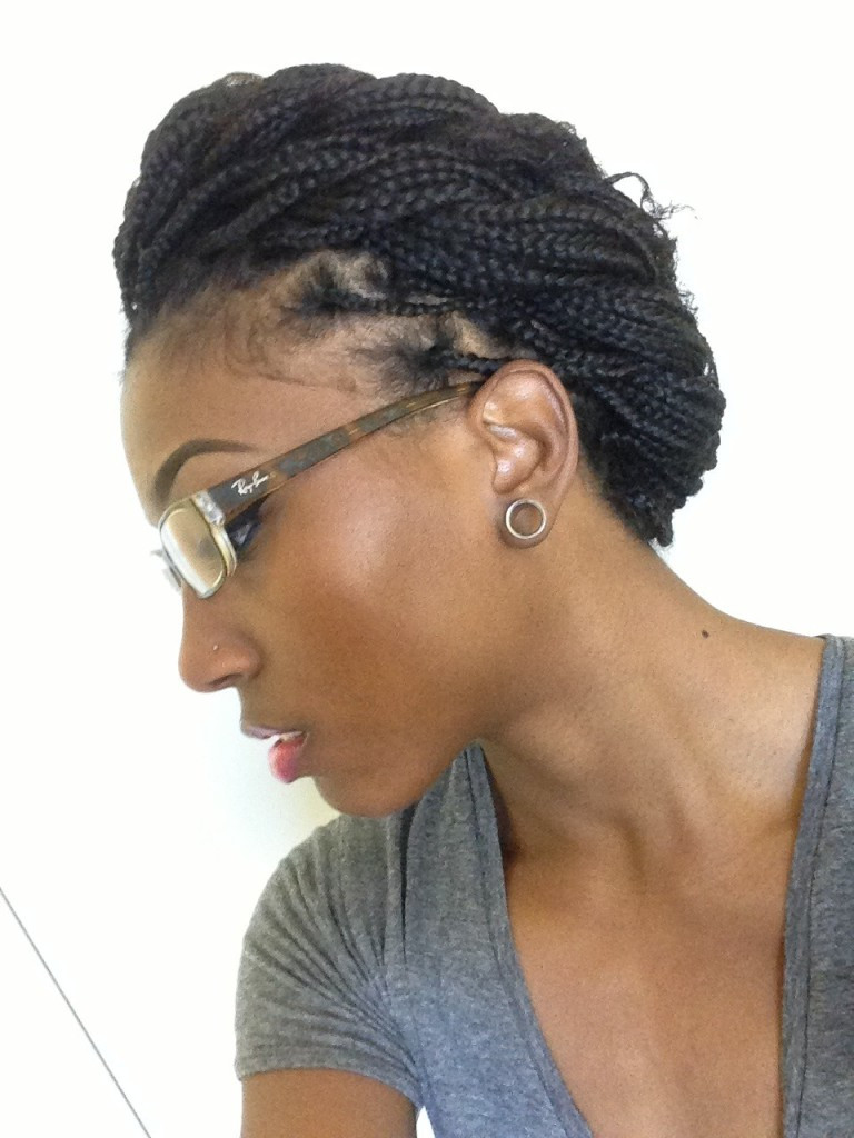 Protective Hairstyles For Natural Hair Growth  This is How Long it Takes to Grow Natural Hair Long
