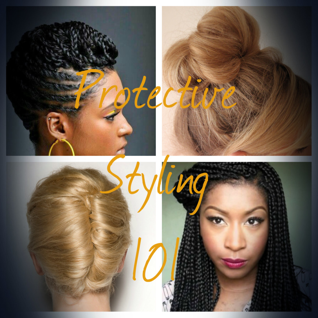 Protective Hairstyles For Natural Hair Growth  Protective Styling 101 The Best Hairstyles for Growing