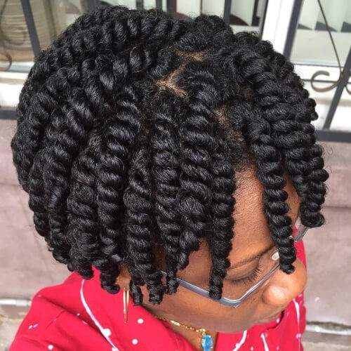 Protective Hairstyles For Natural Hair Growth  50 Protective Hairstyles for Natural Hair