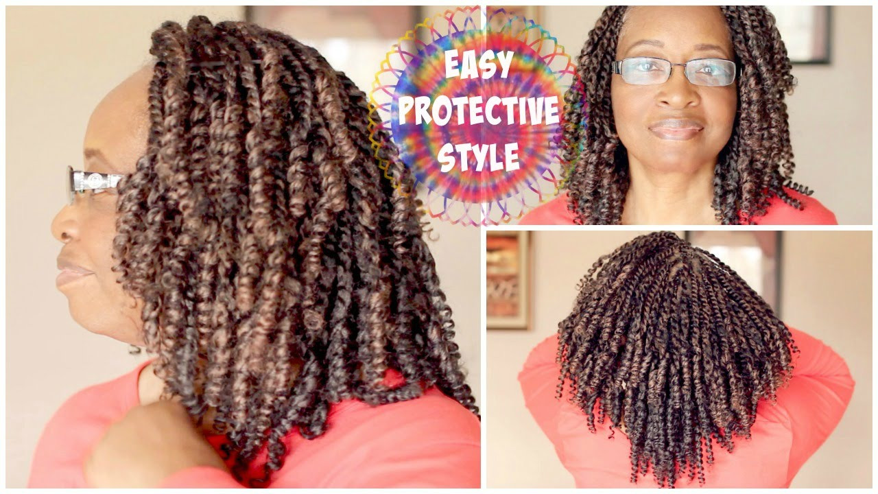 Protective Hairstyles For Natural Hair Growth  Protective Hairstyles For Natural Hair Growth