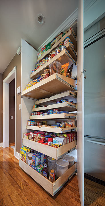 Best ideas about Pull Out Drawers For Pantry . Save or Pin Pantry Pull Out Shelves & Custom Shelves ShelfGenie Now.