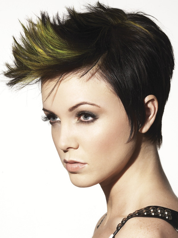 Best ideas about Punk Short Hairstyle . Save or Pin Punk Hairstyles – HairstyleStyle Now.