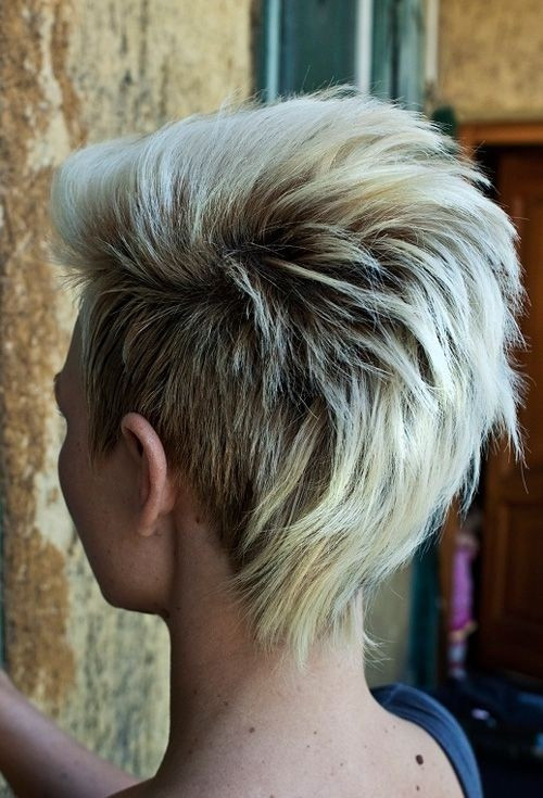 Best ideas about Punk Short Hairstyle . Save or Pin 28 Cute Short Hairstyles Ideas PoPular Haircuts Now.