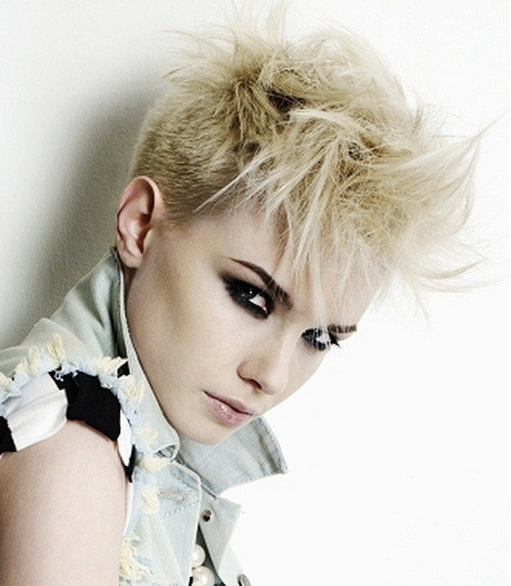 Best ideas about Punk Short Hairstyle . Save or Pin Punk hairstyles for women Now.