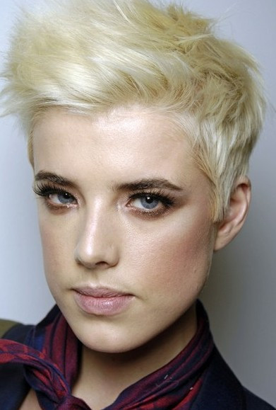 Best ideas about Punk Short Hairstyle . Save or Pin Punk Hairstyles for Women Stylish Punk Hair s Now.