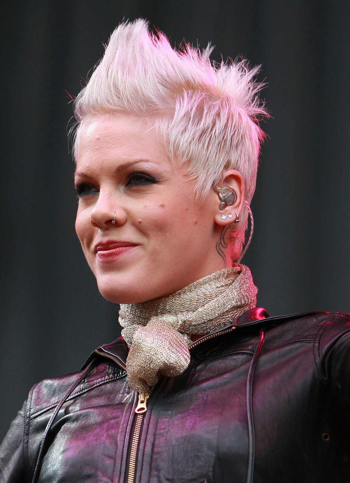 Best ideas about Punk Short Hairstyle . Save or Pin Short Punk Hairstyles for Women – CircleTrest Now.