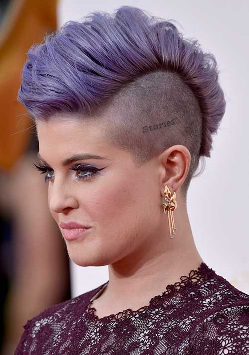 Best ideas about Punk Short Hairstyle . Save or Pin Best Short Punk Haircuts Now.