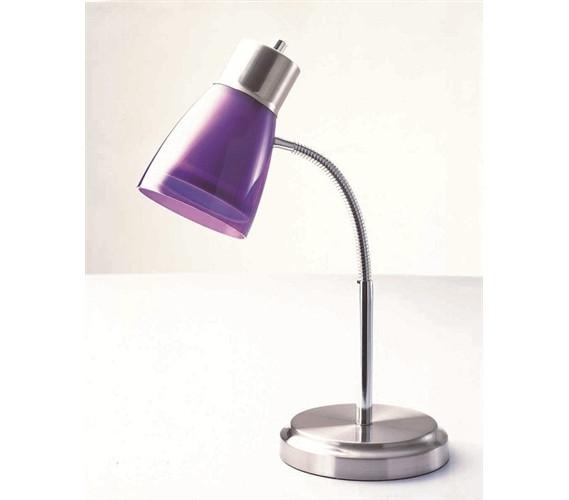 Best ideas about Purple Desk Lamp . Save or Pin Gooseneck College Desk Lamp Purple Now.