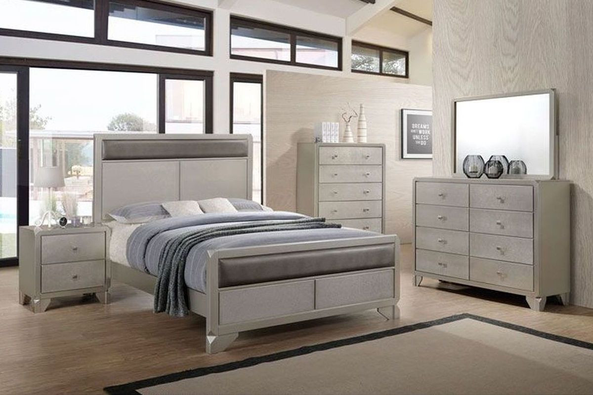 Best ideas about Queen Bedroom Sets . Save or Pin Noviss Queen Bedroom Set at Gardner White Now.
