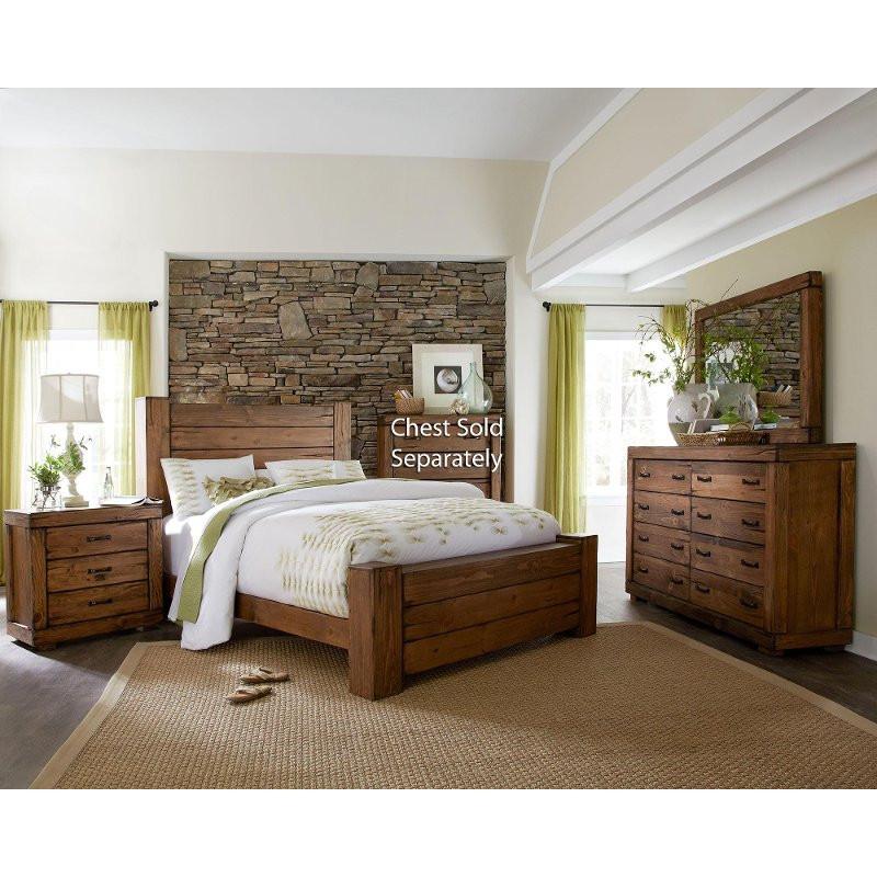 Best ideas about Queen Bedroom Sets . Save or Pin Maverick 6 Piece Queen Bedroom Set Now.