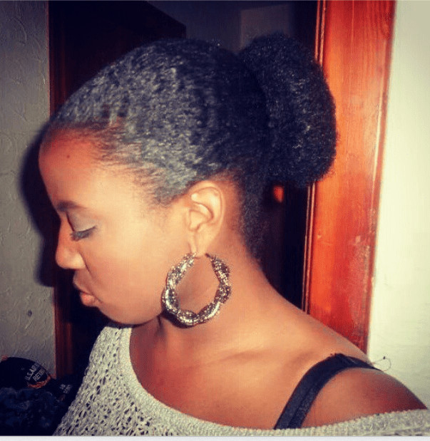 Best ideas about Quick And Easy Natural Hairstyles . Save or Pin Easy Transitioning Hairstyles For Black Women Now.