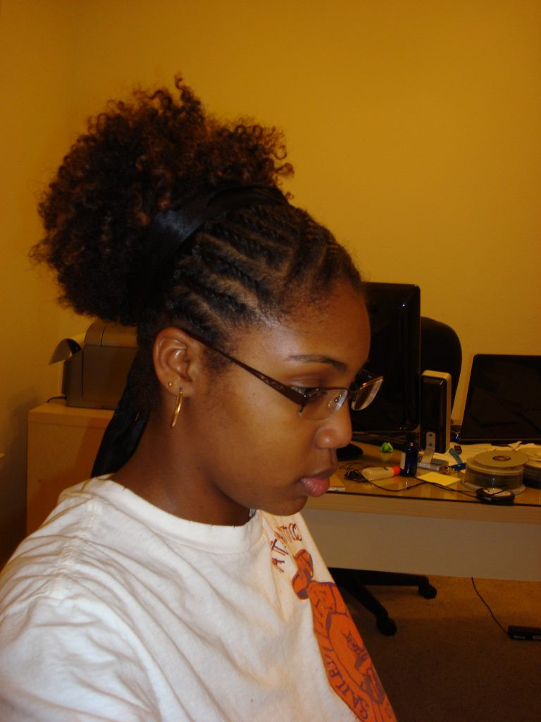 Best ideas about Quick And Easy Natural Hairstyles . Save or Pin 3 Quick and Easy Natural Hair Styles Now.