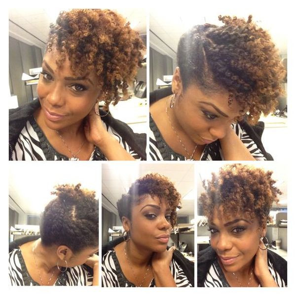 Best ideas about Quick And Easy Natural Hairstyles . Save or Pin Easy Natural Hairstyles Simple Black hairstyles for Now.