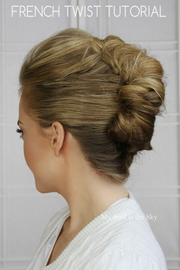 Quick Easy Hairstyles For Medium Hair  18 Quick and Simple Updo Hairstyles for Medium Hair Jewe Blog