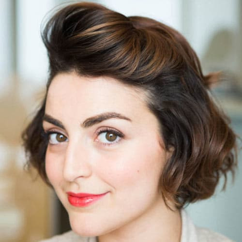 Quick Easy Hairstyles For Medium Hair  Party and NYE Hairstyles for Medium Hair