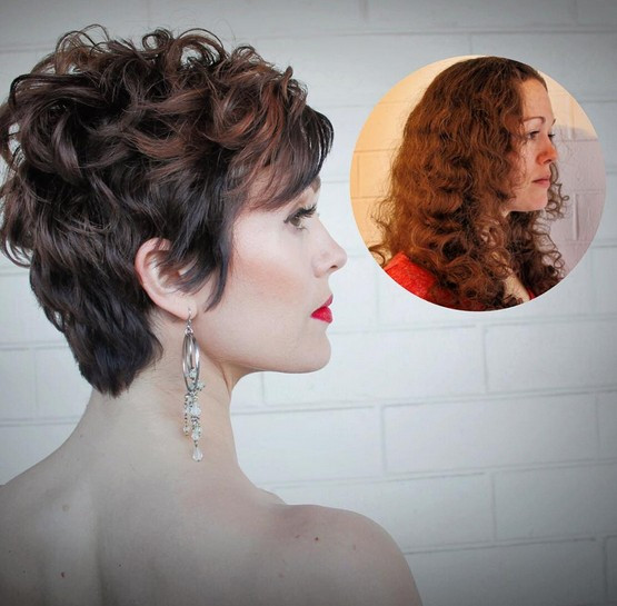 Quick Easy Hairstyles For Medium Hair  18 Textured Styles for Your Pixie Cut PoPular Haircuts