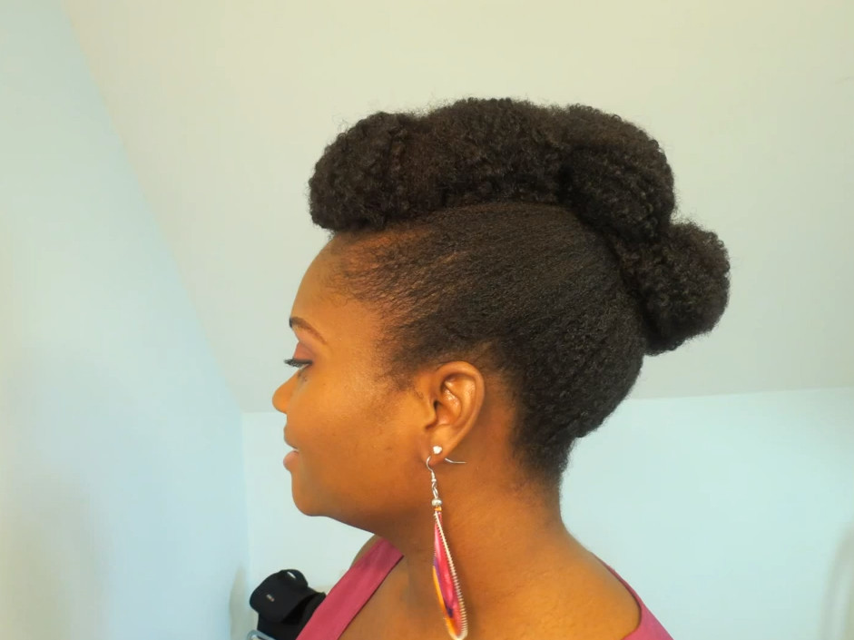 Quick Natural Hairstyles  DIY Natural Hair Care How To