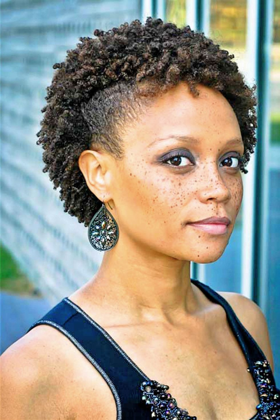 Quick Natural Hairstyles  Quick Natural Hairstyles For Short Hair Hairstyles