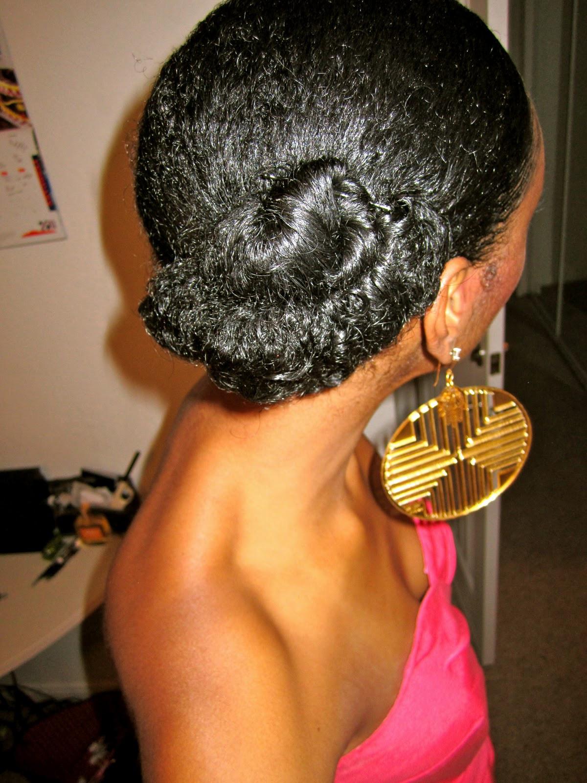 Quick Natural Hairstyles  Quick natural hairstyles Asili Glam