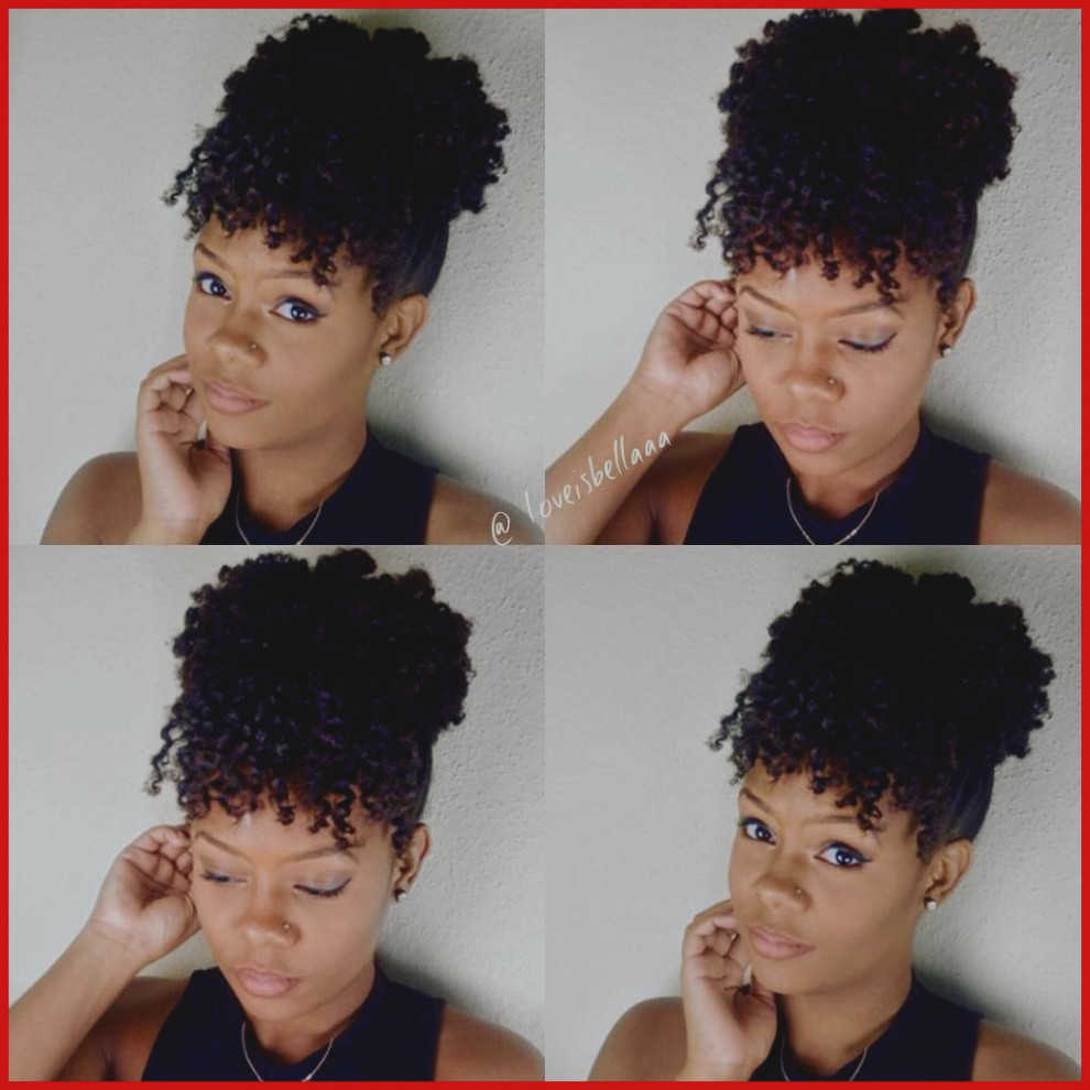 Quick Natural Hairstyles  New Quick Hairstyles For Long Natural Hair Image Result
