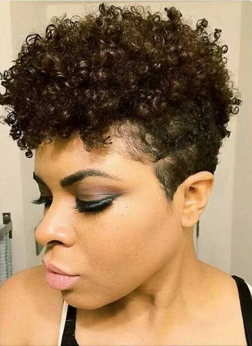 Quick Natural Hairstyles  15 Best Short Natural Hairstyles for Black Women