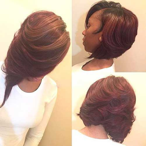 Best ideas about Quick Weave Bob Hairstyles . Save or Pin 30 Super Bob Weave Hairstyles Now.