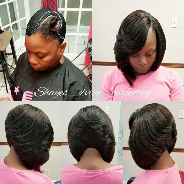 Best ideas about Quick Weave Bob Hairstyles . Save or Pin Quick weave bob long hair Hairstyles Ideas Now.