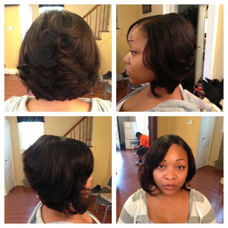 Best ideas about Quick Weave Bob Hairstyles . Save or Pin 78 images about Quick weave Bob on Pinterest Now.