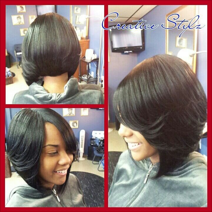 Best ideas about Quick Weave Bob Hairstyles . Save or Pin 31 best images about Quick Weave on Pinterest Now.