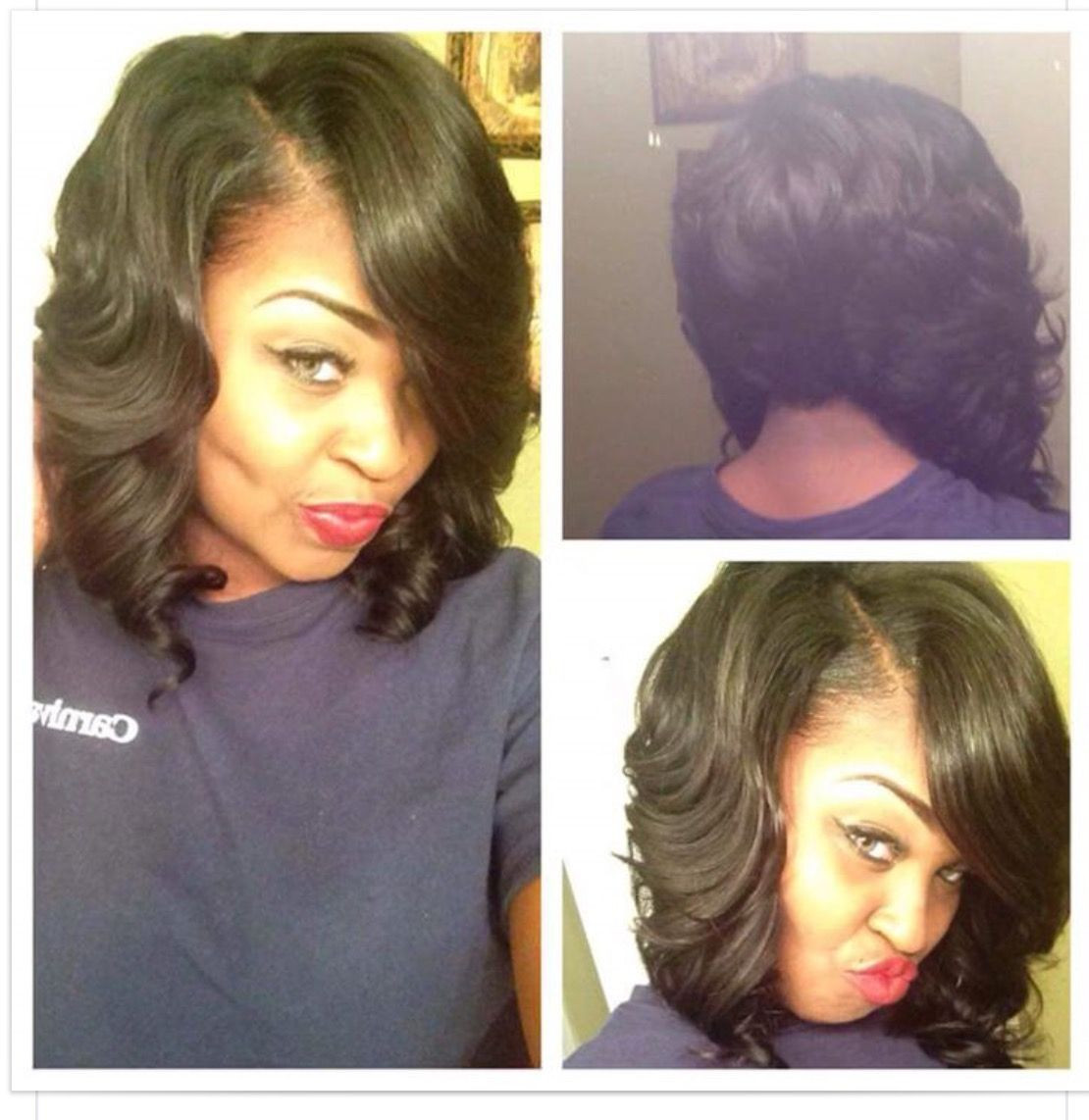 Best ideas about Quick Weave Bob Hairstyles . Save or Pin Prettyrare xCutLife O B S E S S I O N S Now.