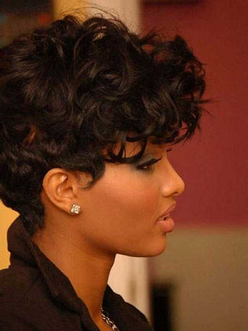 Best ideas about Quick Weave Hairstyles For Black Women . Save or Pin Short Weaves For Black Women Now.