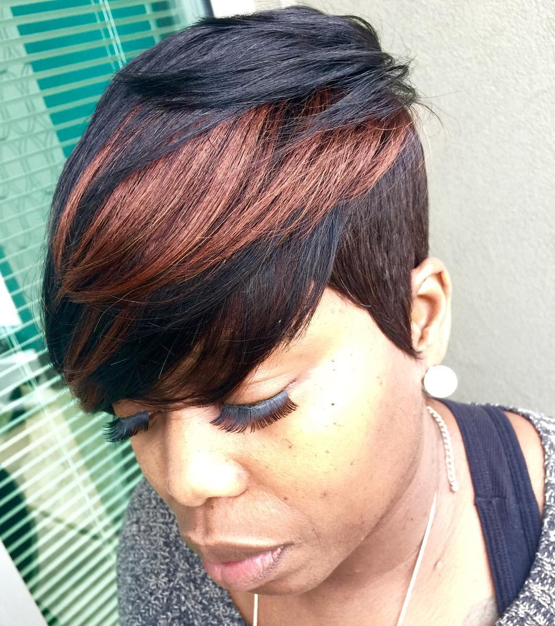 Best ideas about Quick Weave Hairstyles For Black Women . Save or Pin 16 Quick Weave Hairstyles for Seriously Posh Women Now.