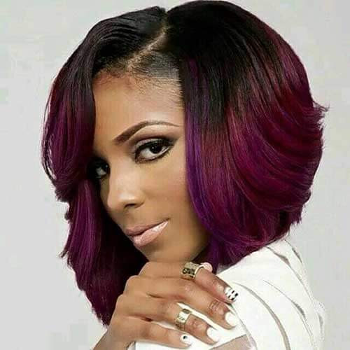 Best ideas about Quick Weave Hairstyles For Black Women . Save or Pin 50 Splendid Short Hairstyles for Black Women Now.