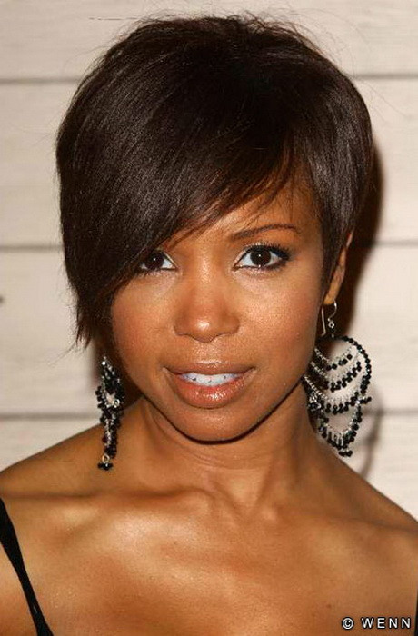 Best ideas about Quick Weave Hairstyles For Black Women . Save or Pin Short weave hairstyles for black women Now.