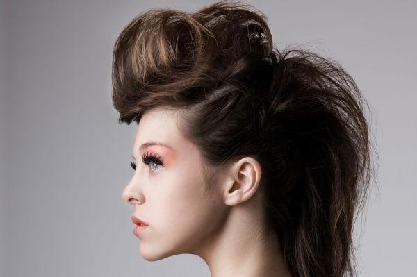 Quiff Hairstyle Female  15 Ideas of Womens Long Quiff Hairstyles