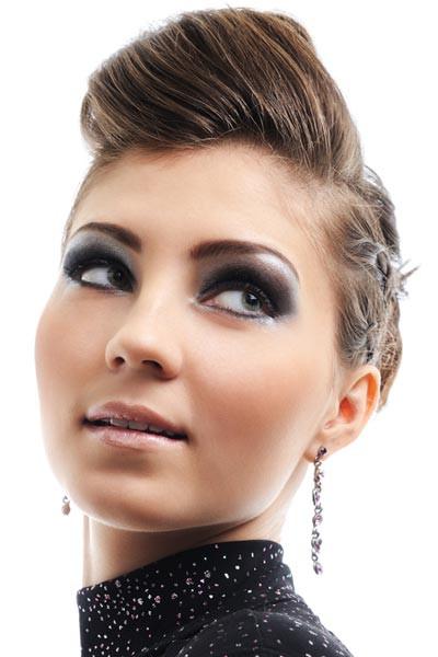 Quiff Hairstyle Female  Hair quiff tutorial women