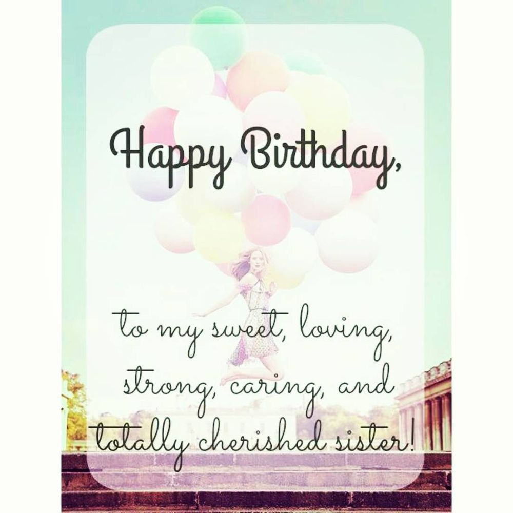 Best ideas about Quote For Sister Birthday . Save or Pin Happy Birthday Sister Quotes Birthday Wishes for My Sister Now.
