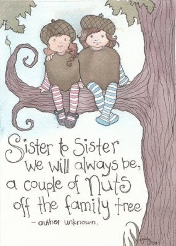 Best ideas about Quote For Sister Birthday . Save or Pin 25 Emotional Quotes About Sisters Now.