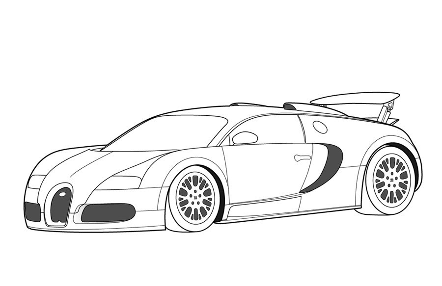Race Car Coloring Pages For Kids  Free Printable Race Car Coloring Pages For Kids