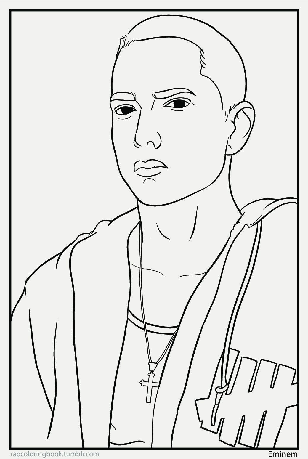 Rapper Coloring Pages  Hip Hop Coloring Pages Coloring Home